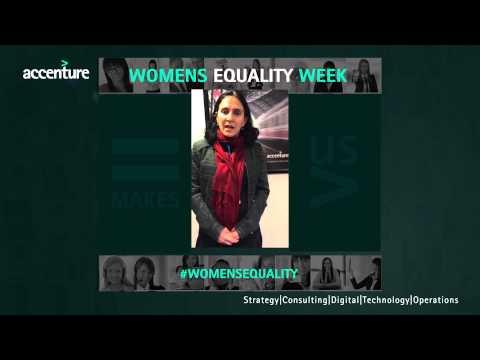 Women's Equality Week - Alejandra Ferraro