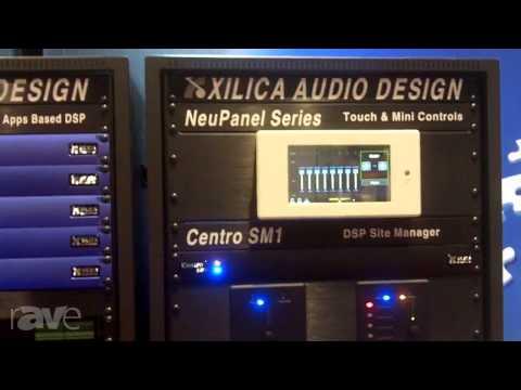InfoComm 2013: Xilica Audio Design Outlines Uno1608AEC Series Processor