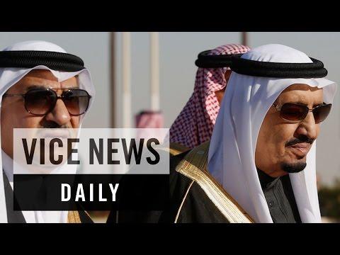 VICE News Daily: The Saudi King's Lavish French Riviera Vacation