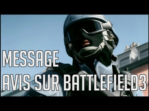 [187] Battlefield 3 - Communiqué important - Gameplay KH2002 TDM