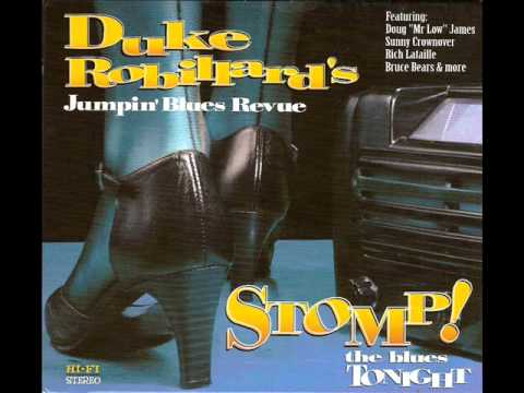Duke Robillard - Three Hours Past Midnight.wmv