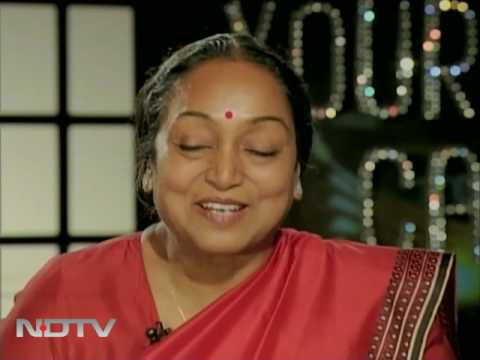 Your Call with Meira Kumar