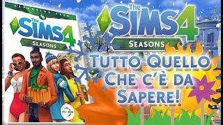 THE SIMS 4 SEASONS/STAGIONI ITA: TUTTO QUELLO CHE C'E' DA SAPERE
