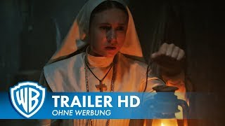 THE NUN - Offizieller Trailer #1 Deutsch HD German (2018)