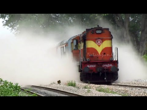 Indian Railways High Speed ALcOmania - 18 in 1....