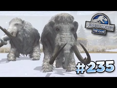 A Mammoth Of An Update!!! || Jurassic World - The Game - Ep235 HD