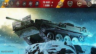 Strv 103B ТАЩИТ БОЙ 12 фрагов, Колобанов