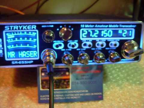 STRYKER 655 DONE UP FOR REINSFELDER TRUCKING
