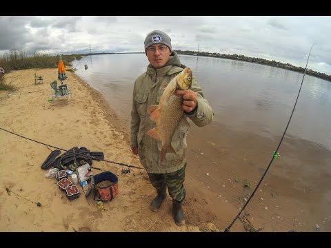 рыбалка весною  держи волге фидером