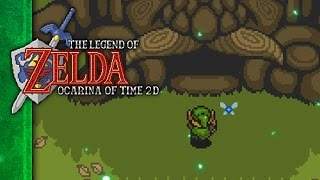 The Legend of Zelda: Ocarina of Time 2D - Part 1
