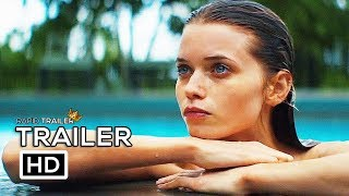 WELCOME THE STRANGER Official Trailer (2018) Abbey Lee, Riley Keough Mystery Movie HD
