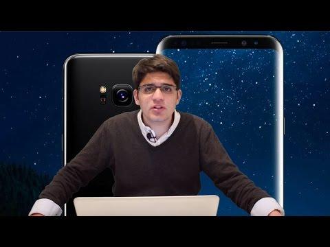 Samsung Galaxy S8 - FILTRADO COMPLETAMENTE - Características, Diseño Y Precio, En Español