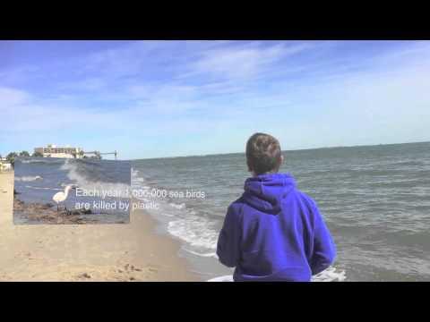 """""""Message in a Bottle""""-An Ocean Conservation Short Film"""