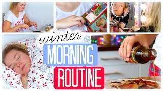 ♡ Morning Routine for Winter / Christmas ♡