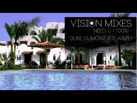 Vision Mixes #32 - House / Nu Disco Mix