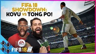 RUSEV takes over UUDD with CEDRIC ALEXANDER - FIFA 18 SHOWDOWN - Gamer Gauntlet