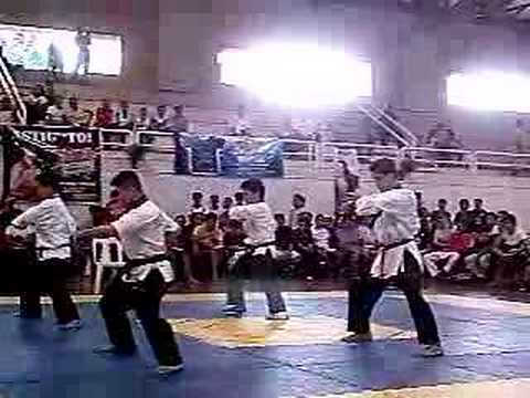 filipino tang  soo do demonstration Image 1
