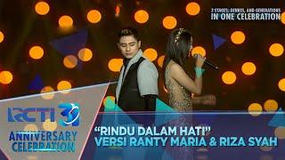 Ranty Maria X Riza Syah -