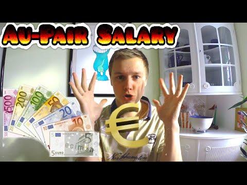 Доходы и расходы Au-Pair #Salary,Noval channel