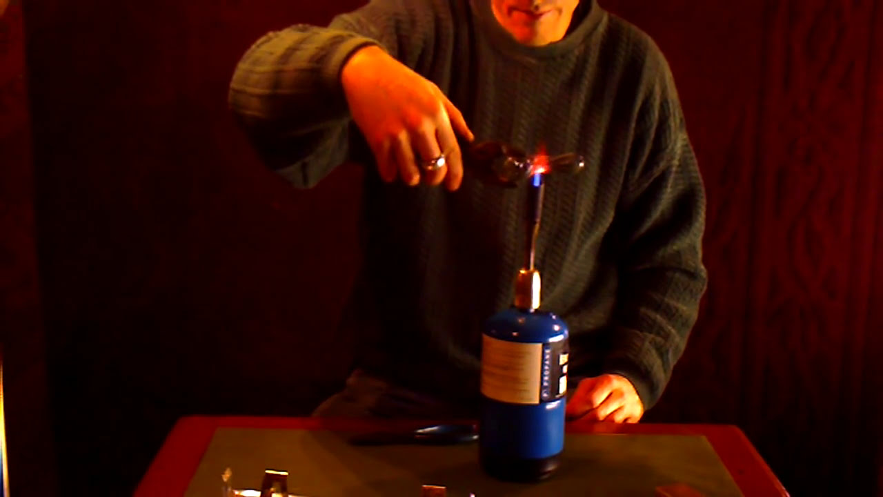 Diy Glass Blowing Torch