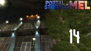 Let´s Play Portal Stories Mel [German/Blind] #14 - AEGIS