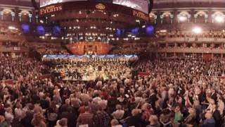 Bbc Last Night Of The Proms Rule Britannia In 360