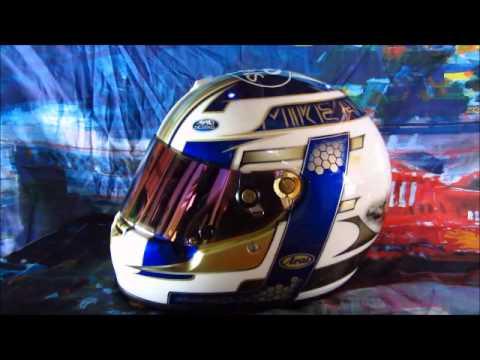Cool Painted Helmet Designs