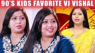 90s kids favorite VJ Vishal