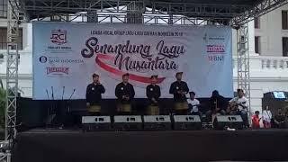Download Lagu Tanase -  NIEO Voice | Babak Final | Senandung Lagu Nusantara | RCI - 1 April 2018 Gratis STAFABAND