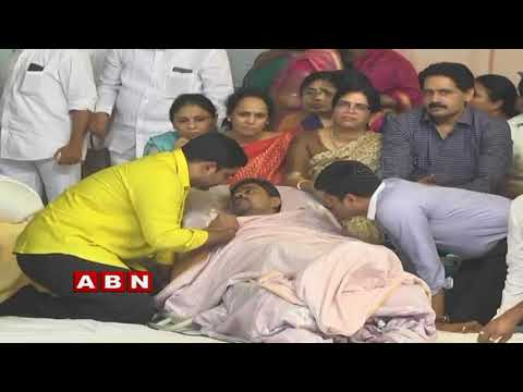TDP MP CM Ramesh to grow Beard demanding Kadapa Steel Plant | Inside