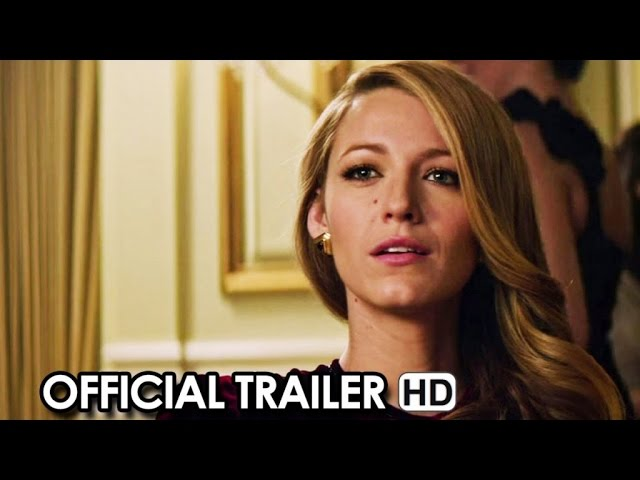 The Age Of Adaline Official Trailer 'Let Go' (2015) - Harrison Ford, Blake Lively Movie HD