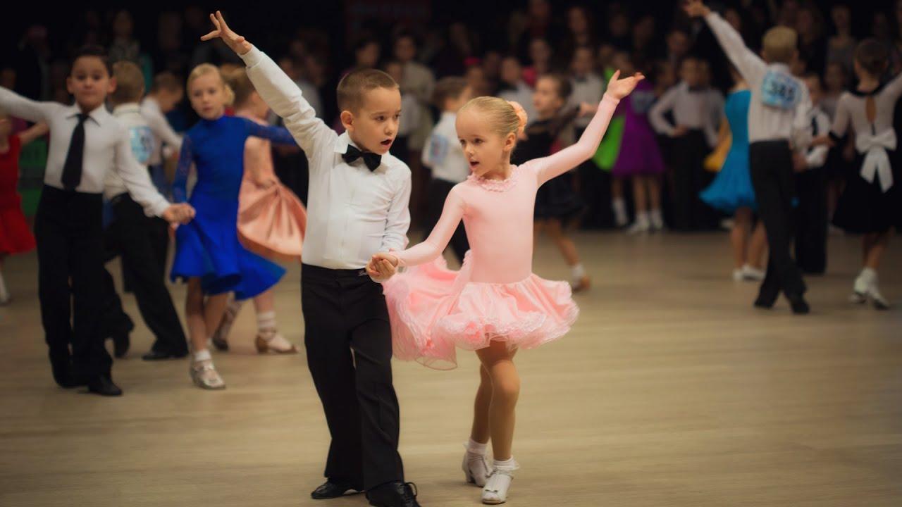 Спортивные танцы дети фото