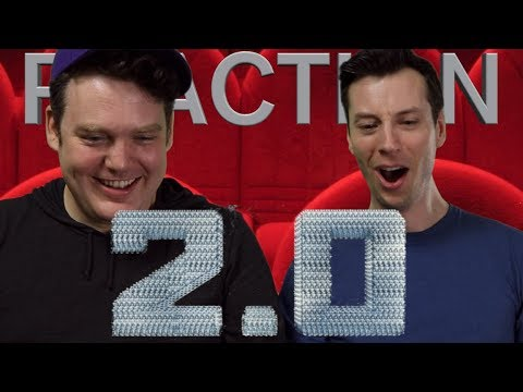 2 0 - Teaser Trailer Reaction thumbnail