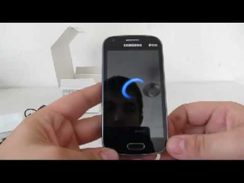 Unboxing Samsung Galaxy S Duos