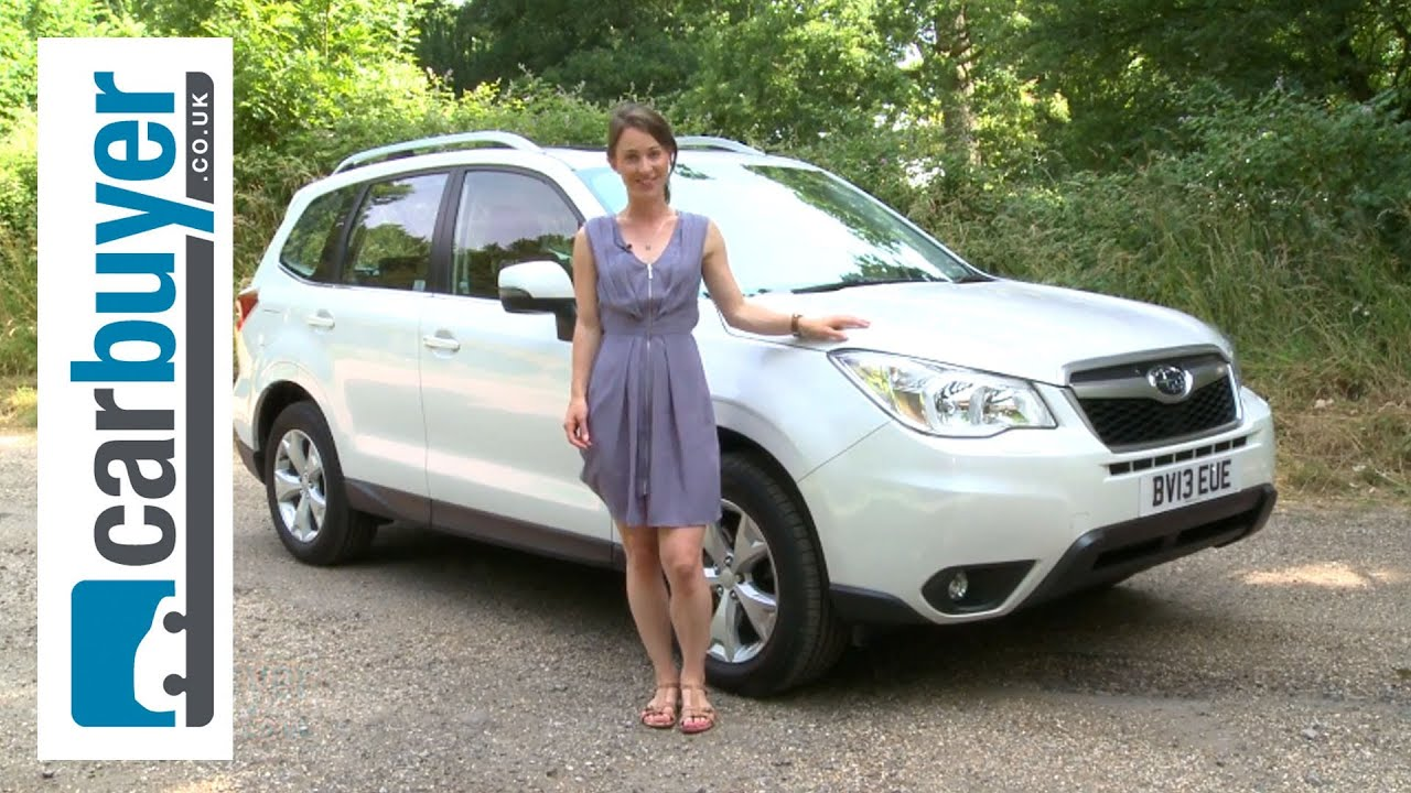 Subaru Forester Suv 2013 Review Carbuyer Youtube
