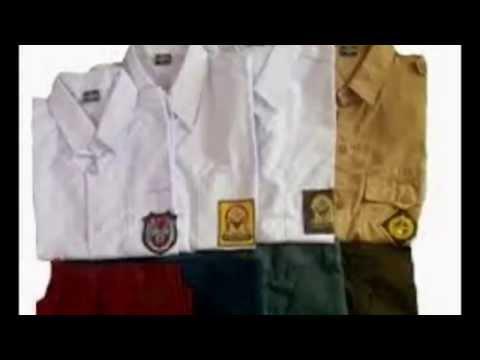 0822-1807-2442 (smpt) Baju Seragam, Seragam Sekolah, Seragam Pramuka