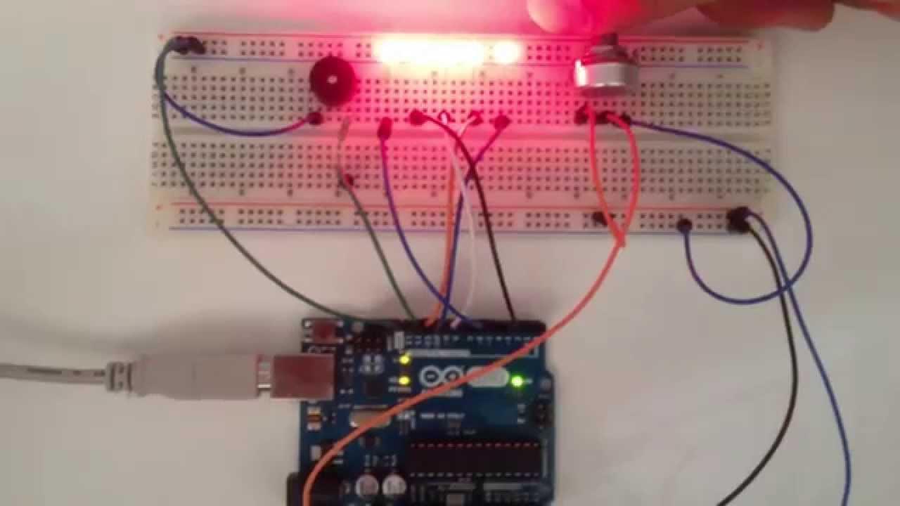 how to make buzzer louder arduino