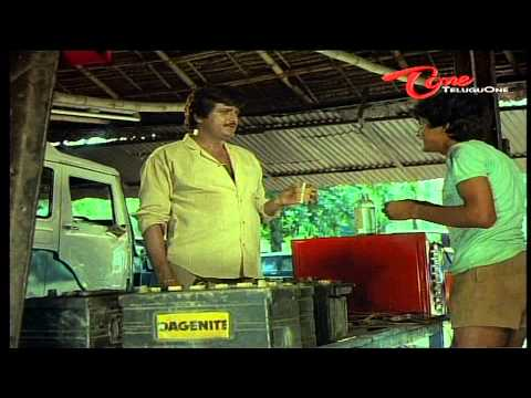 Comedy Scene - Mohan Babu Gets Symptoms Of Love