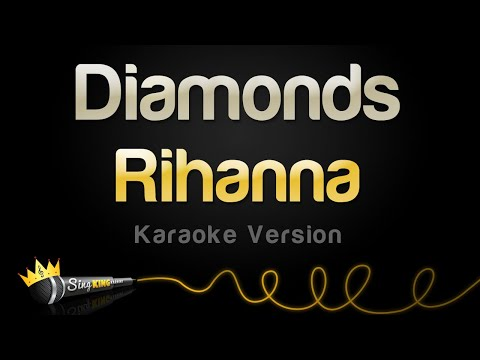 Rihanna - Diamonds (Karaoke Version)