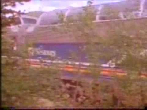 Old Alaska tourism video