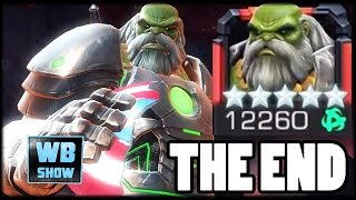 Marvel: Contest of Champions - Act 4 Chapter 4 - Maestro Last Boss Battle + Ending [FULL]