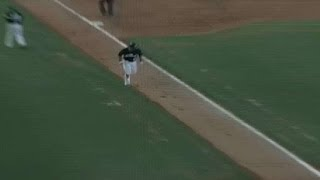 New Orleans' Cox blasts second homer