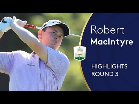 Robert MacIntyre Highlights | Round 3 | 2019 Italian Open