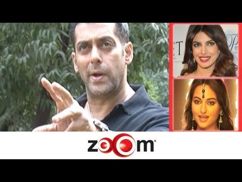 Planet Bollywood News - Salman Reportedly Made Fun Of Shahrukh's Acting, Priyanka Attends An Event In Toronto & More News video