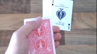 Kart Gösterisi 3 Kagit ile sasirtici bir numara cok basit (cözümlü)