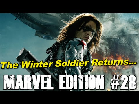 The Winter Soldier returns in Captain America 3 - [MARVEL EDITION #28]