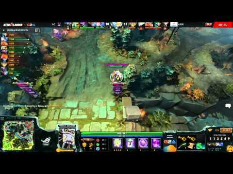 LC vs Asus PolaR  SLTV 12 Europe GS2 Group 1 game 3