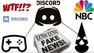 NBC Hit Piece On Discord Backfires Spectacularly