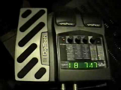 Digitech RP 250 IN DEPTH REVIEW PART 1.wmv