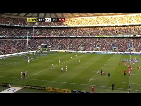 2012 Six Nations R3 England v Wales (Full Match)